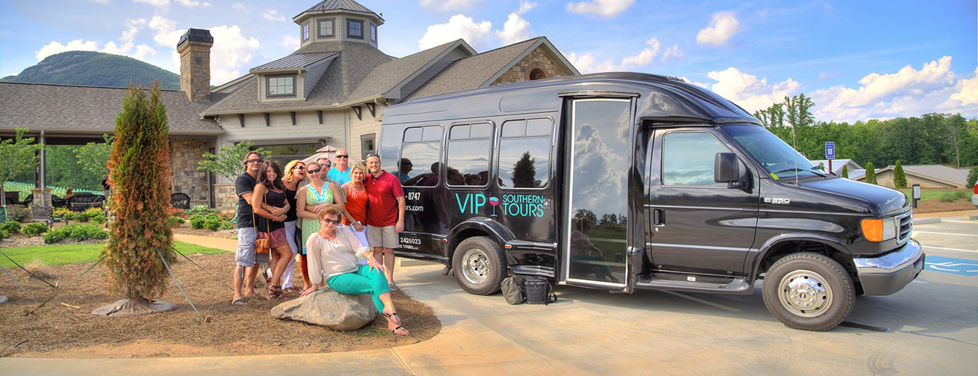 North Georgia wine tour specialist